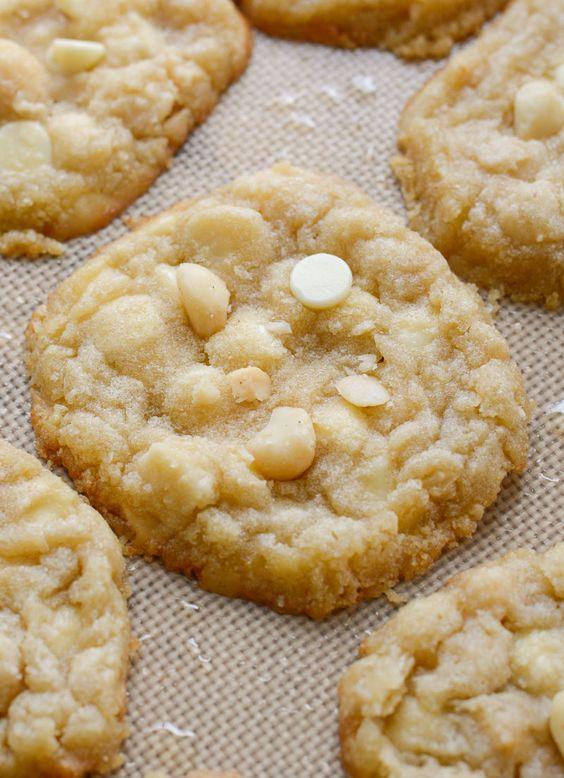 bánh quy macca