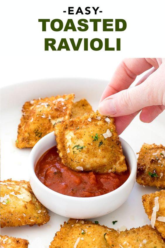 Toasted Ravioli