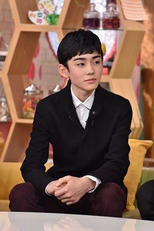 テレビ出演も堂々とする八代目市川染五郎のかっこいい画像