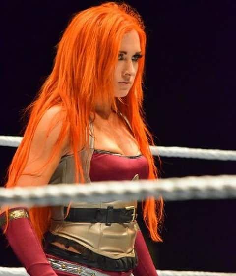 Becky Lynch-WWE/ Melhor de Todas     as Divas