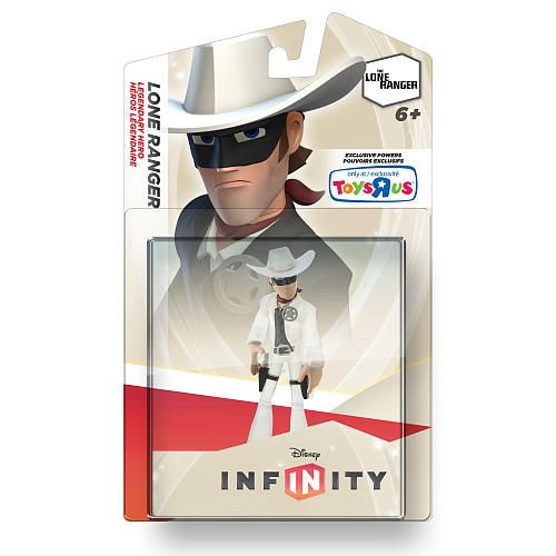 "DISNEY INFINITY™ Infinite Crystal Series™ Figure - The Lone Ranger - Disney Interactive - Toys ""R"" Us"
