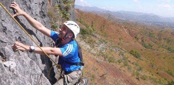 Escalada en San Juan de los Morros - #