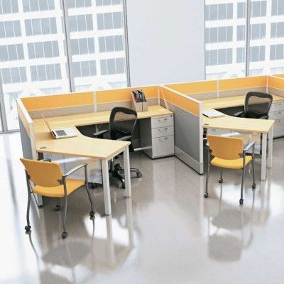 27 original modular office furniture design for Modern office furniture systems