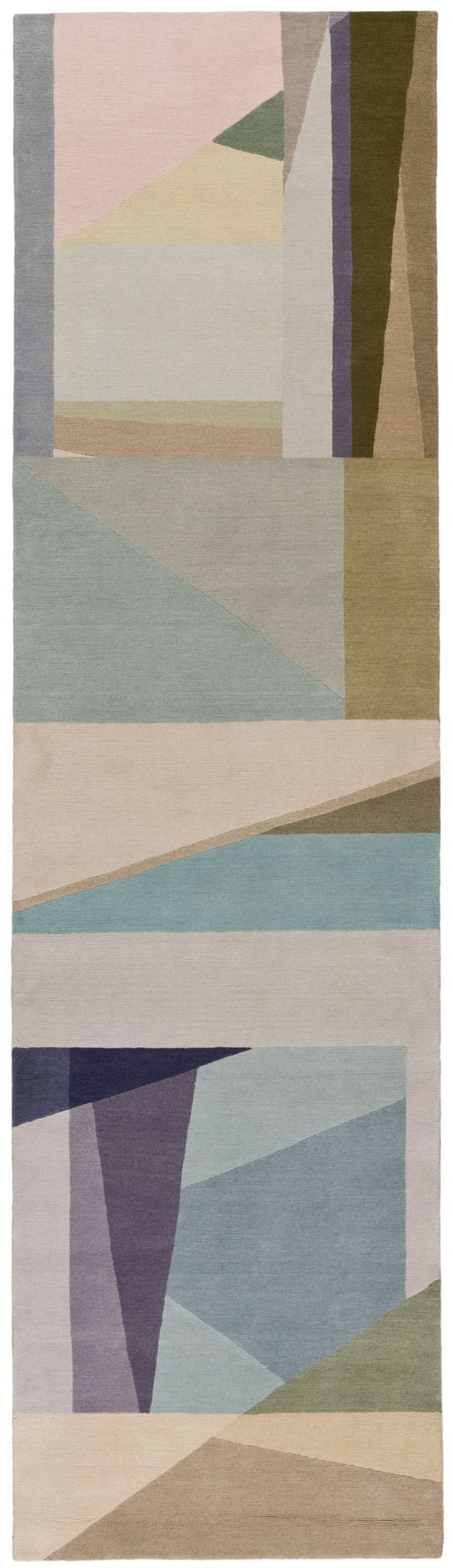 Paul Smith x The Rug Company - Refracted Light Runner
