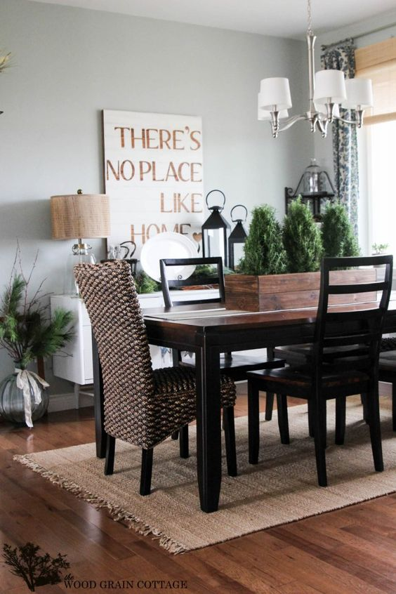 Dining Room by The Wood Grain Cottage - Charming!