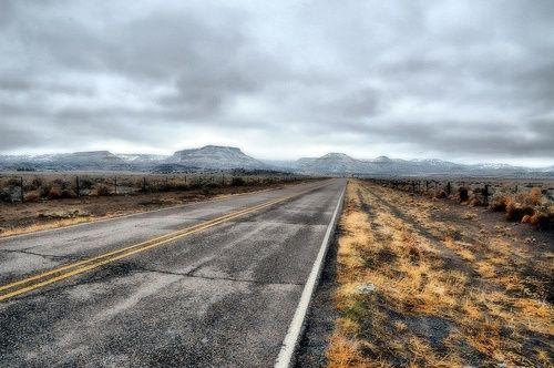 <3 Route 66 New Mexico Winter Landscape Snow..........HOME <3