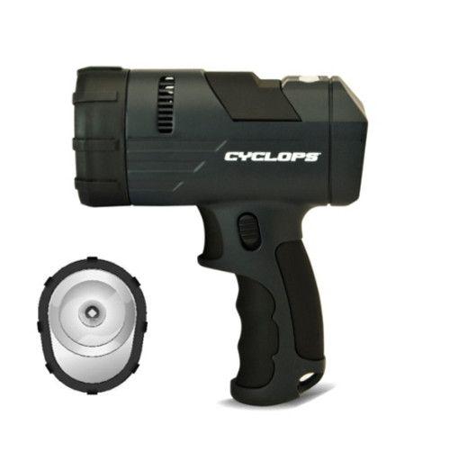 Revo 700 Lumen Handheld Spotlight, Rech.
