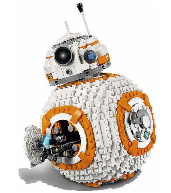 Starwars #Thelastjedi #BB8 #LEGO Toys Pinterest Lego, Star