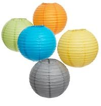 We love that these paper lanterns come in 20 different colors, but even better, that they're only $1.95 each!