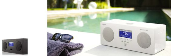 Sistema stereo portatile Tivoli Audio Music System Three+ DAB+,BLUETOOTH,SVEGLIA | eBay