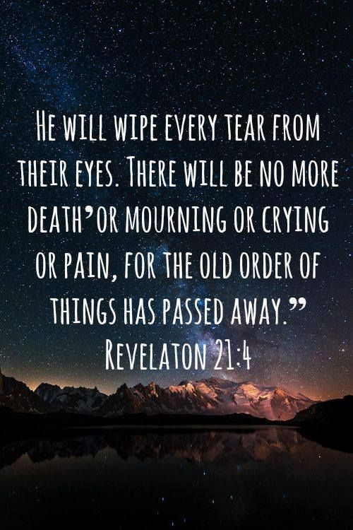 September. | Revelation bible, Revelations quotes, Bible verse tattoos