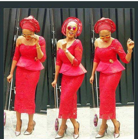 11 Glamorous Asoebi Styles on amillionstyles.com @yomisummerhues: