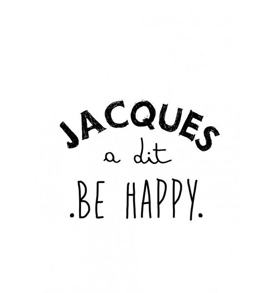 Si Jacques a dit... ;) #Polabox #Happy