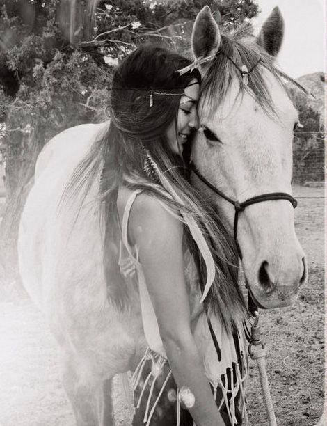 Liebe, Freundschaft, Pferde
