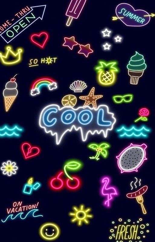 Funny Shirts Cool Summer Open So Hot Heart Graphic Fond D Ecran Neon Fond D Ecran Telephone Fond D Ecran Colore