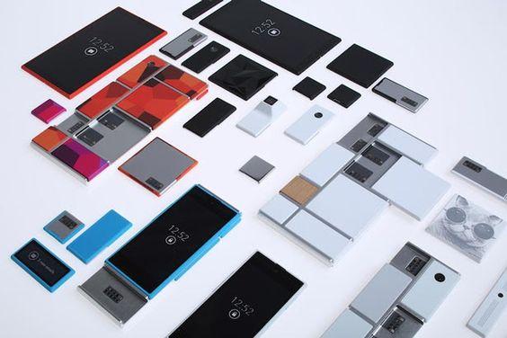 """""""Proyecto Ara"""" de Google: Smartphones modulares e impresión 3D http://www.print3dworld.es/2013/11/proyecto-ara-de-google-smartphones-modulares-e-impresion-3d.html"""
