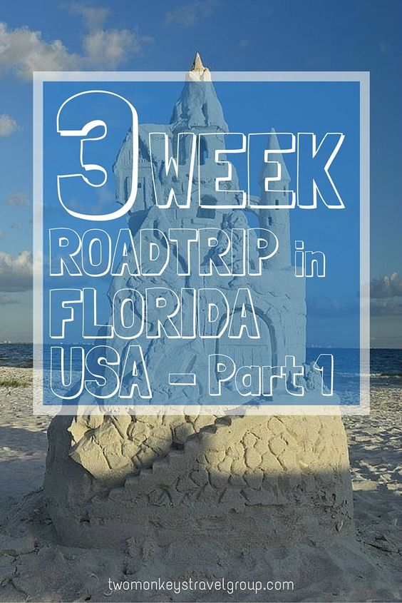 Our 3 Week Road Trip in Florida – Itinerary, Route, Highlights and Expenses Part 1 – Miami, Delray Beach, Naples and Everglades