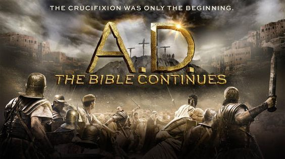 'The First Martyr' episode of 'A.D.' culminates with powerful scene | Deseret News