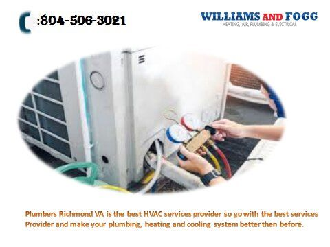 If You Are Facing Problems In Your Heating Or Cooling System Then