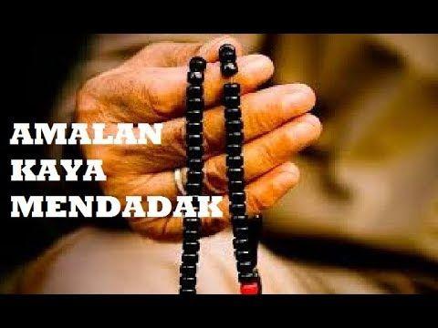 3 Dzikir Amalan Kaya Mendadak Dalam 3 Hari Cara Cepat Kaya Raya Youtube Youtube Islam Islamic Quotes