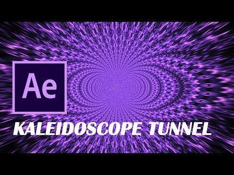 14 After Effects Kaleidoscope Tunnel Free Plugins Intermediete Tutorial Youtube After Effects Free Plugins Background Design Vector