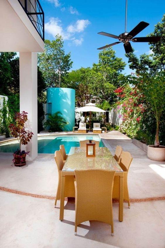exotische Luxus Villa mit spektakulärem Garten-Schwimmbecken