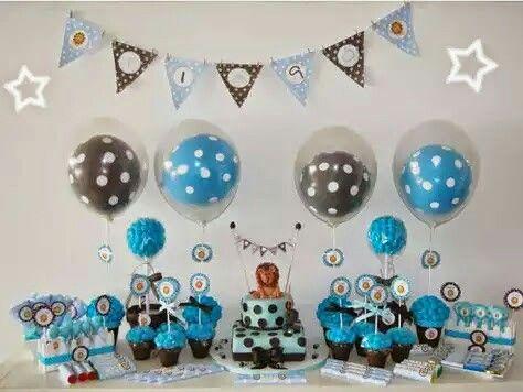 Ideas para decoracion en cumpleaños de niños