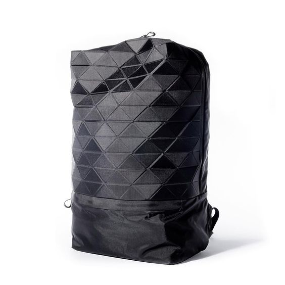 JET PACK 2.0 NOW AVAILABLE FOR PRE-ORDER!  What's new? ▪️19L volume ▪️more durable composite faceted panel ▪️comfier and tougher shoulder harness ▪️laminated storm flap for front zipper compartment (no more zipper snags + more water resistant) ▪️YKK AquaGuard coated zipper ▪️210D PU coated ripstop nylon ▪️cleaner exterior aesthetic  1st Round of pre-orders: until the end of August ($120) 2nd Round of pre-orders: start in December ($140)  #jetpack2 #mensfashion #backpack #black #triangles