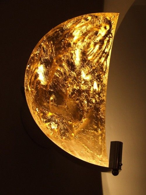 Catellani & Smith Stchu-Moon 05 halogen gold leaf
