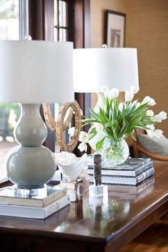 Tamara Mack Design - Interiors - table lamps - san francisco - Tamara Mack Design