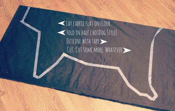 the whim wham life: DIY: Faux Bear Skin Rug using fur fabric from JoAnns