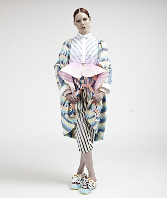 Joyce Wong, Morris and the Fishgirl, fashion, LTVs, Lancia TrendVisions