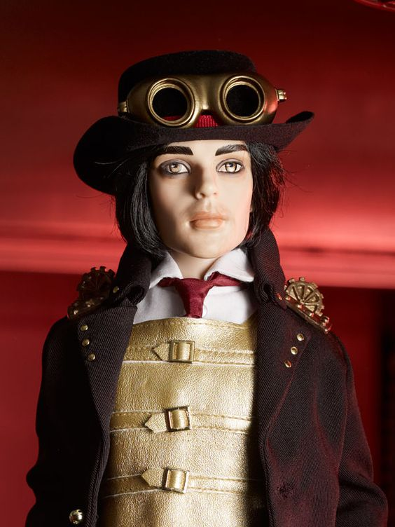 Clockwork Hypothesis (outfit only) | Wilde Imagination