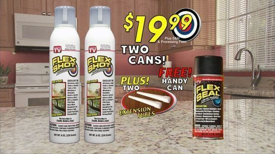 Pin By As Seen On Tv Infomercial Pr On All Business Advertisements See On Tv Flex Expanding Foam