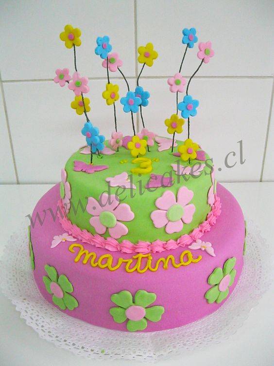 Utilisima decoracion de tortas infantiles 2 decoracion for Decoracion espejo en tortas