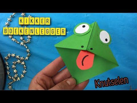 Pin Op Knutselen Origami For Kids