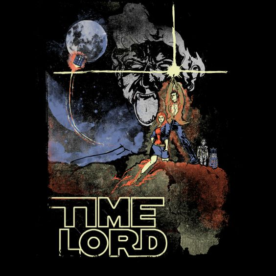 Time Lord by Creative Outpouring