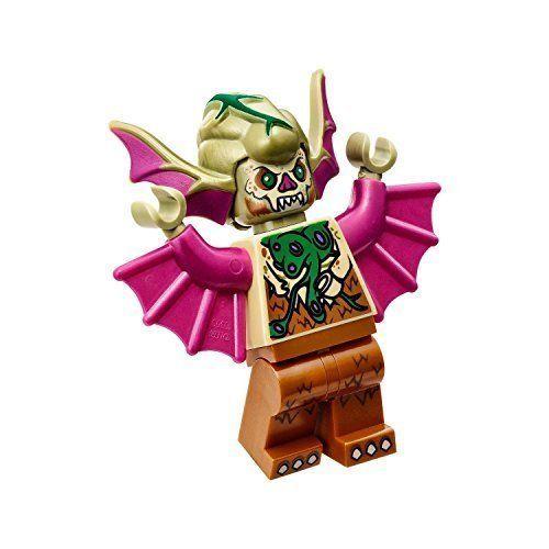 LEGO Teenage Mutant Ninja Turtle Minifigure Mutated Dr ONeil 79120