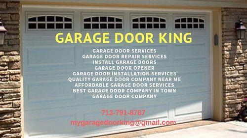 Quality Garage Door Company Near Me In Missouri City Tx Garage Door Spring Repair Garage Doors Affordable Garage Doors