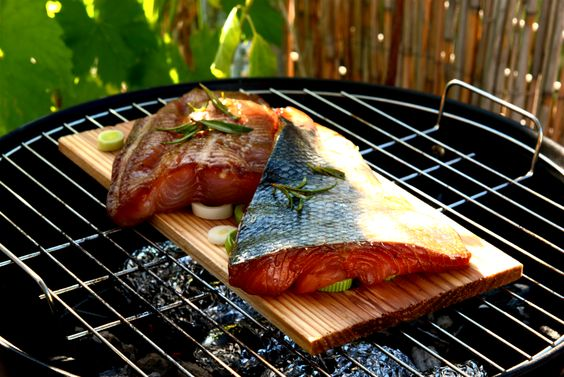 MagublaCook: Grillfisch