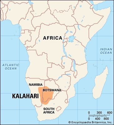 Kalahari Desert Africa Map Kalahari Desert   Africa map, Africa continent, Africa
