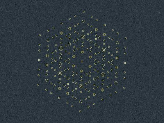 Geometric diary by Lars Focke