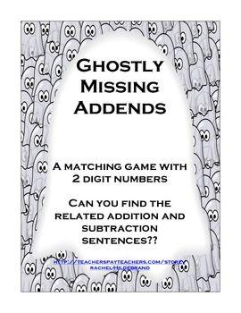 Let's Find the Missing Addend
