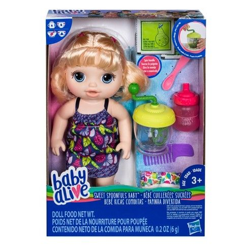 Pin By Sofiac On Airpods Baby Alive Food Baby Alive Dolls Blonde Babies