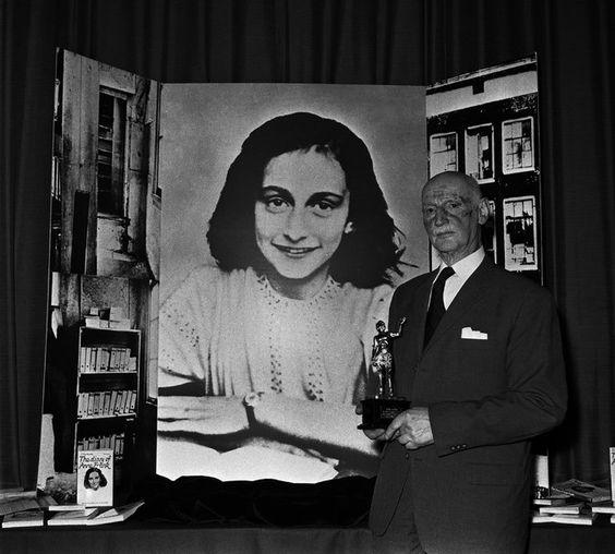 El Club de los Libros Perdidos: La Fundación Ana Frank reconoce finalmente que el padre fue autor de la novela