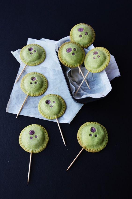 Pop tarts Matcha - Myrtille - Cream Cheese