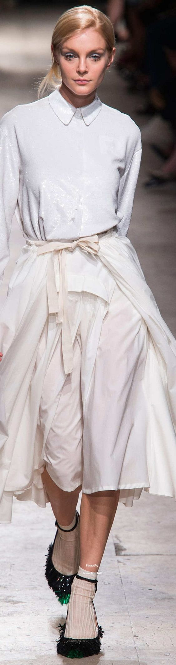 Rochas Collection Spring 2015 Ready-to-Wear