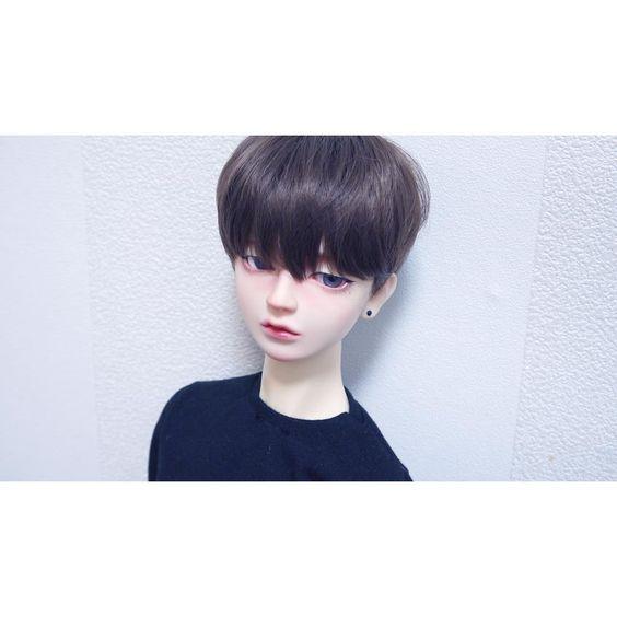"""""""시누 메쿠바꿔줘따 #balljointdoll #bjd #doll #dollstagram #dolls #dollphotography #switchbjd #switchdoll"""""""