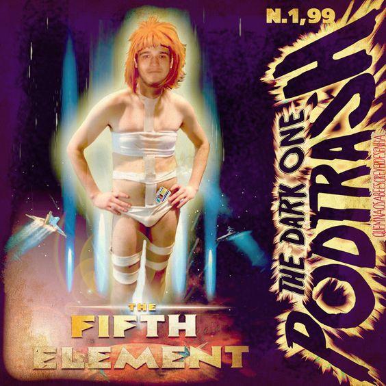 Podtrash 199 O Quinto Elemento Ficcao Cientifica Filmes E