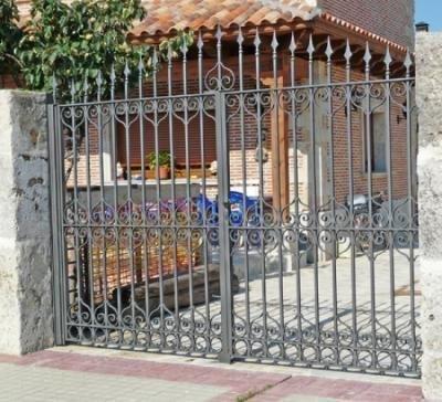 Rejas y forjas para puertas y ventanas http www - Rejas de forja antiguas ...